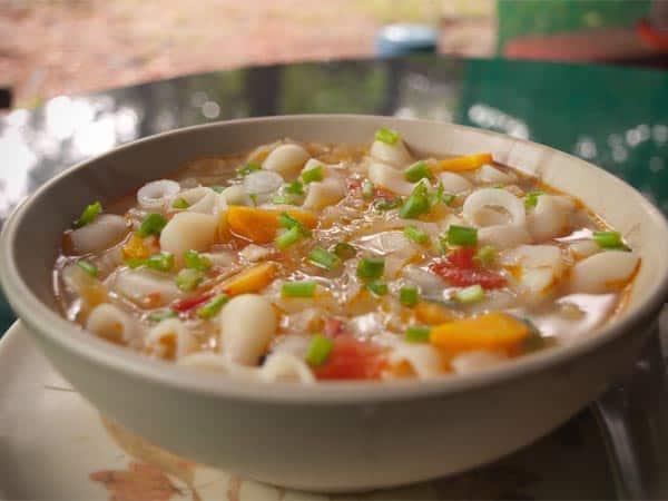 rich Vegetable Soup masalaherb.com #stepbystep #recipe @masalaherb