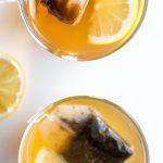 how to make ginger lemon honey tea