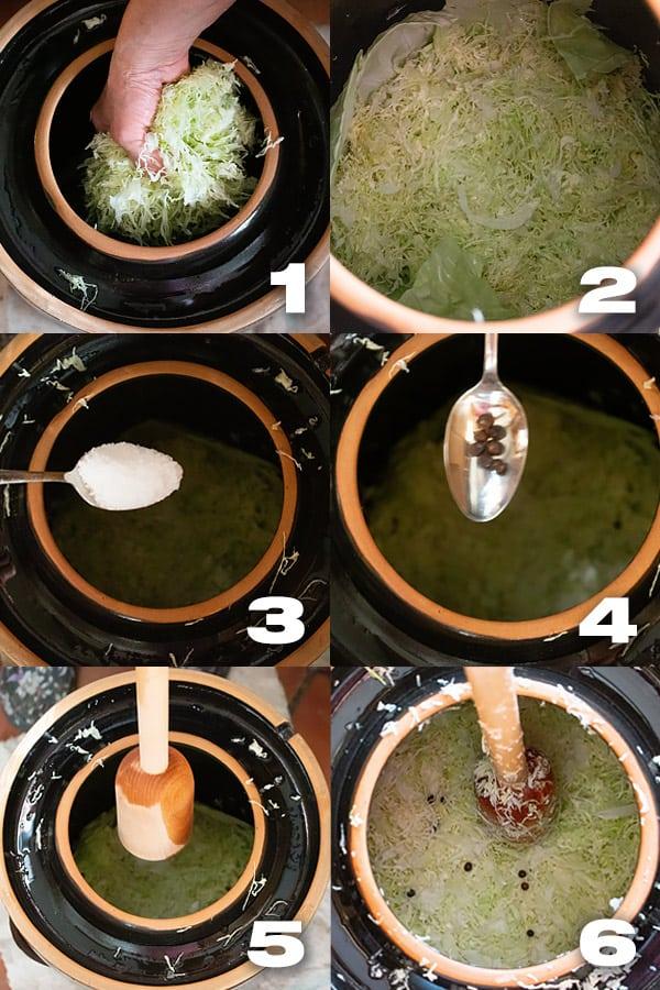 season cabbage in crock pot
