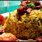 Recheado Prawns Goan Stir fry Recipe