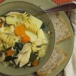 [Guest Post] – Kitchen Sink Chicken Soup