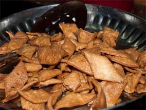 Kulkule Goan sweet recipe for Christmas www.masalaherb.com