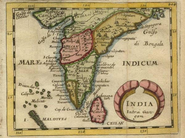 portugues map goa renaissance