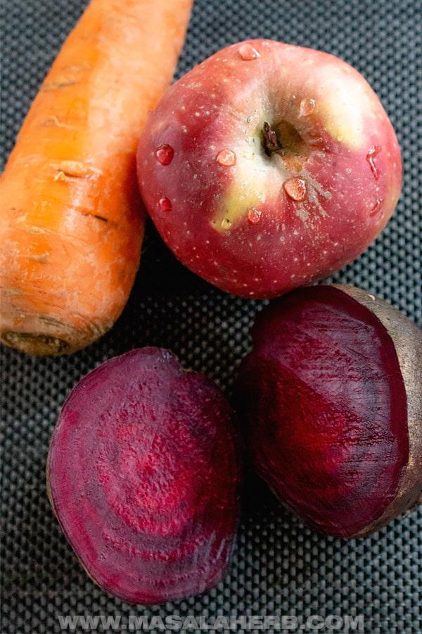 Beet Carrot Apple Juice [ABC Juice]