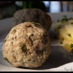 Austrian Beef Bread Dumplings Recipe- Sainehonsa Bratknödel