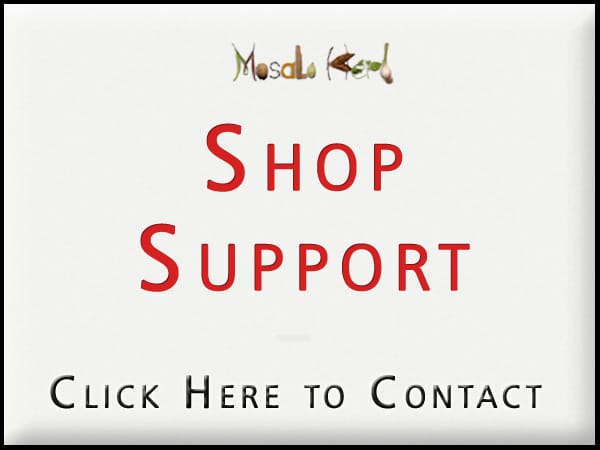 Masala Herb Shop-Support
