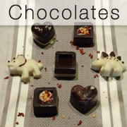 chocolates recipes