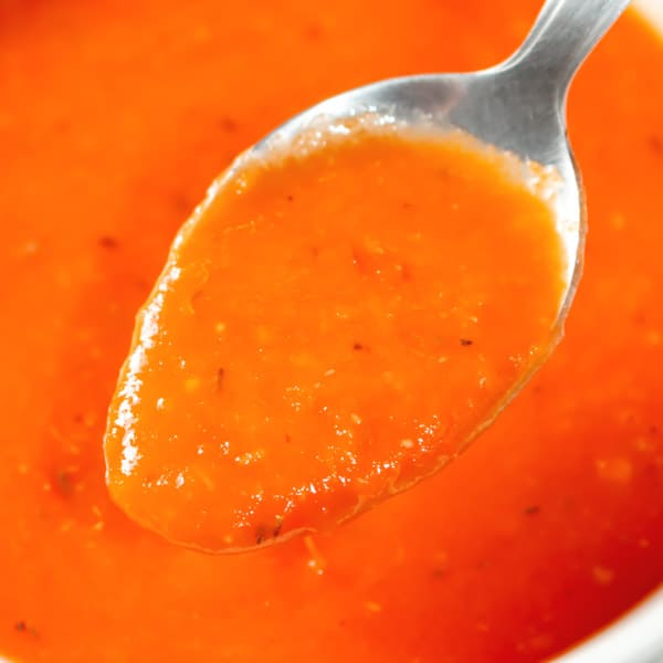gluten free vegan tomato soup