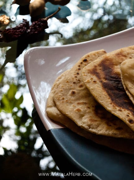 Chapati Recipe - How to make Chapati #Indian #Recipe www.masalaherb.com