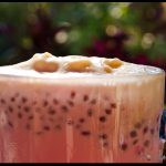 Falooda and the Basil seeds