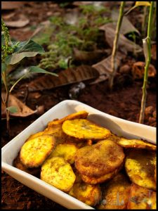 banana Chips #stepbystep #recipe masalaherb.com