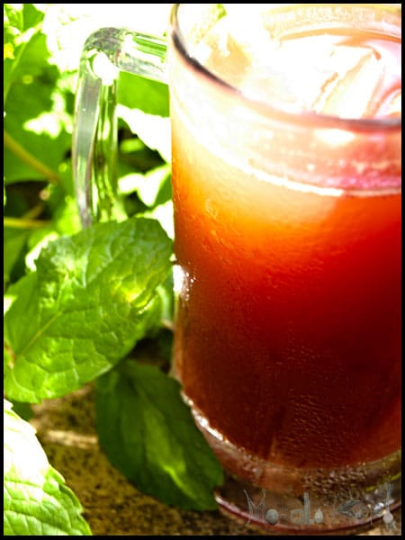 The Red Cooler #stepbystep #recipe masalaherb.com