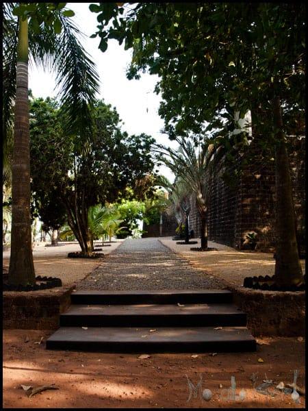 Tiracol Fort #Goa #India #travel masalaherb.com