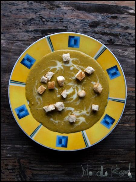 Sorrel Soup #stepbystep #recipe masalaherb.com