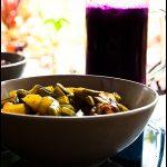 Guar Bean Bhaji – Cluster Bean (Gaur)