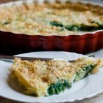 [Guestpost] Spinach, Shrimp and Parmesan Frittata by Charles
