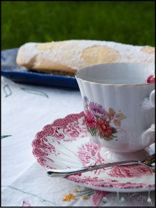 Rhubarb Strawberry Jam Roulade - Swiss Roll #stepbystep #recipe masalaherb.com