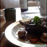Rabbit in Red Wine Sauce – Lapin au Vin Rouge & Tirol Impressions