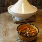 Chicken Tajine & How to eat it