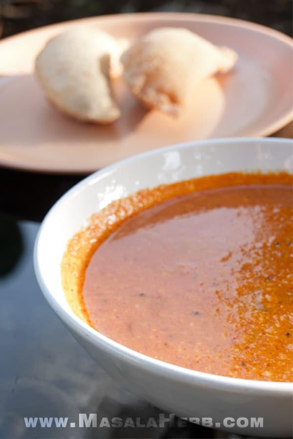 Hog Plum Curry Recipe [Goan] 🍛 MasalaHerb com