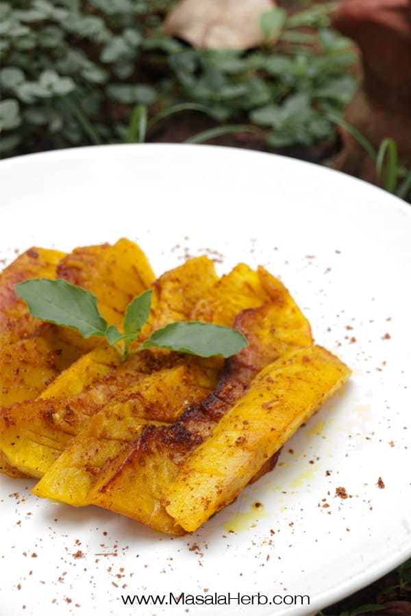Quick and Easy Breadfruit Recipe - How to prepare and fry breadfruit vegan glutenfree inexpensive and healthier recipe #goa #india #food www.masalaherb.com