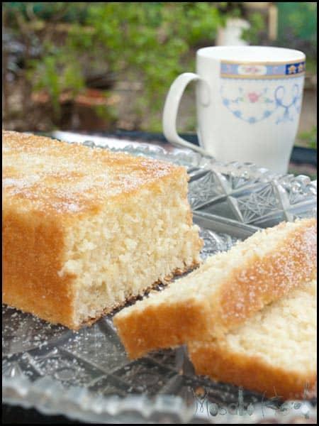 Yogurt cake - Gateau au yaourt #stepbystep #recipe masalaherb.com