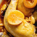 chicken cooked in tagine