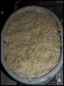 Layered Polenta Casserole Recipe