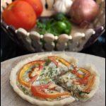 Mini Chili Quiche #stepbystep #recipe masalaherb.com