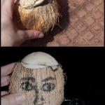 Fruity Coconut Head Juice – Halloween Special
