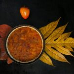 Persimmon Tart – Hachiya, Diospyros Kaki
