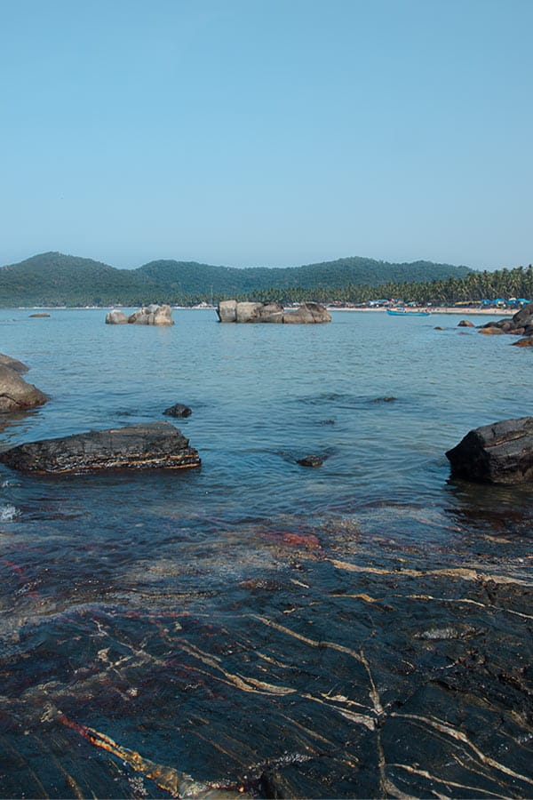 Palolem Beach, South #Goa #India #travel