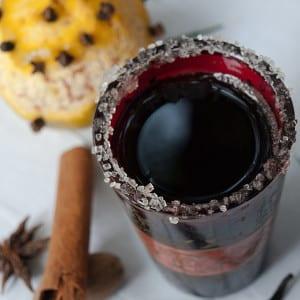 Gluehwein Recipe - Spiced Austrian & German Mulled Wine