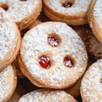 homemade linzer cookies