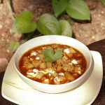 Potato Goulash – One pot vegetarian spiced soup