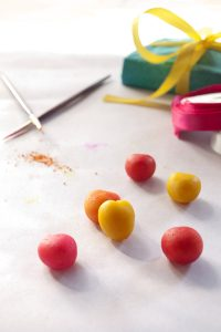 Marzipan Hearts | Pretty Valentine Candy