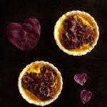 Spicy Red Cabbage Quiche | Veggie Quiche Recipe for #Sundaysupper