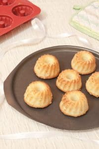 Mini Gugelhupf for #recipesfromtheheart