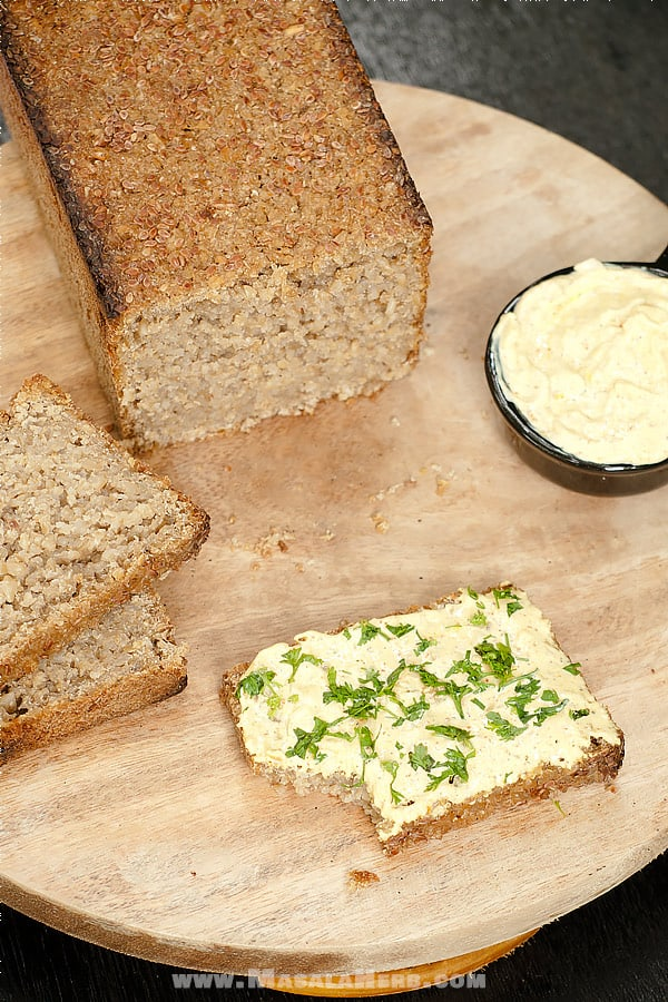 Spiced Cream Cheese Spread - Flavored Cream Cheese for sandwich, crackers www.MasalaHerb.com #spiced #dip #spread