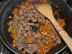 Beef Chili Fry the Goan way masalaherb.com #stepbystep #recipe @masalaherb