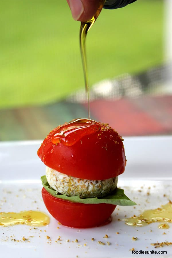 Lemon-Goat-Cheese-Caprese-with-Fennel-Pollen