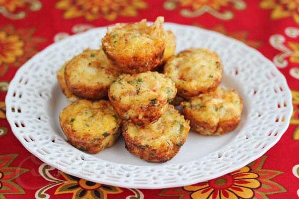 Mini-Frittatas-with-Ham-and-Cheese-Recipe