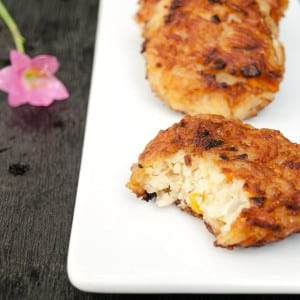 Rice Patties Recipe masalaherb.com #stepbystep #recipe @masalaherb