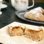 Strudel dough & Austrian Mini Apple Strudel