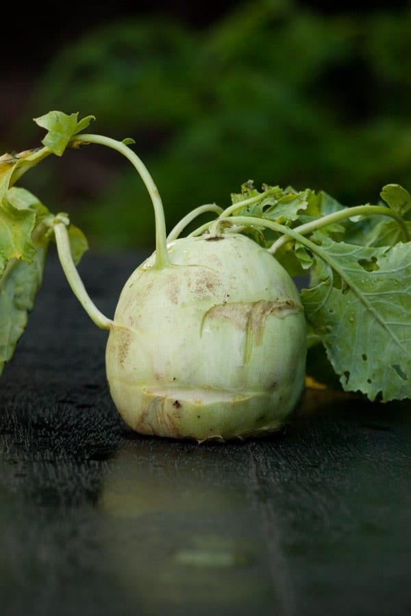 Mashed Potato & Kohlrabi http://masalaherb.com #stepbystep #recipe @masalaherb