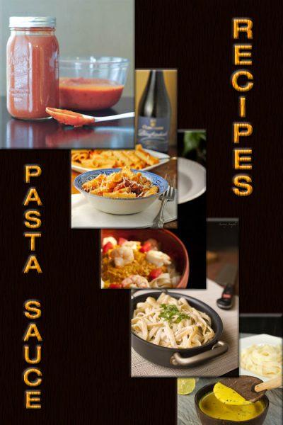Pasta Sauce Recipes