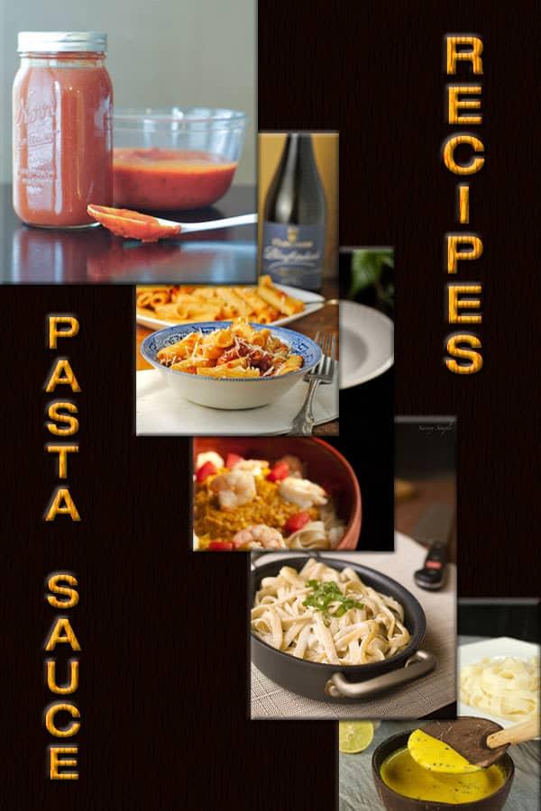 Pasta Sauce Recipes  http://masalaherb.com #stepbystep #recipe @masalaherb