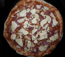 Hawaiian Pizza Recipe http://masalaherb.com #stepbystep #recipe