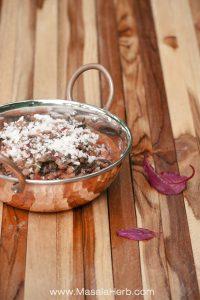 Red Amaranth Leaves Sabzi – Tambdi Bhaji – Goan Red Spinach Recipe