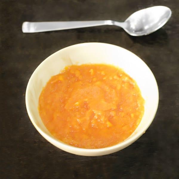 Sweet and Sour Papaya Sauce